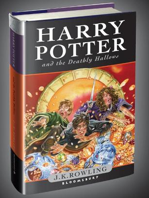 harry potter books cover. Harry Potter Mania
